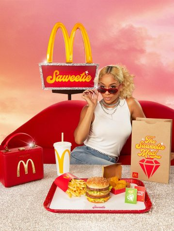 The Saweetie Meal